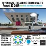 Beyond Skateboarding Canada Water 2017