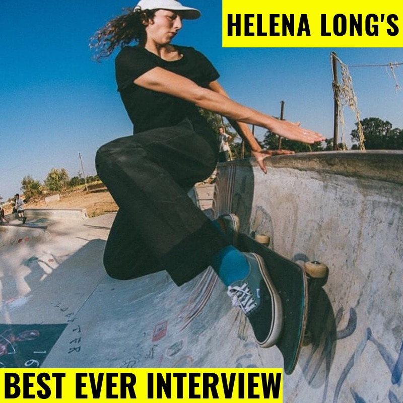 Helena Longs Best Ever Interview