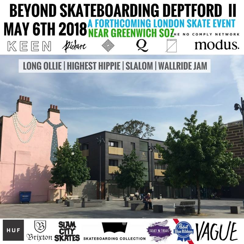 Beyond Skateboarding Deptford Two