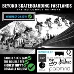 Beyond Skateboarding Fastlands