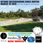 Beyond Skateboarding: Kings Norton
