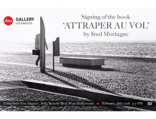 LOS ANGELES – BOOK SIGNING . Next week I will do a signing of my book 'Attraper …