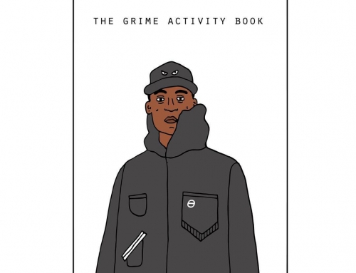 The Grime Activity Book I designed for  @bluemondaypress is down to the last few…