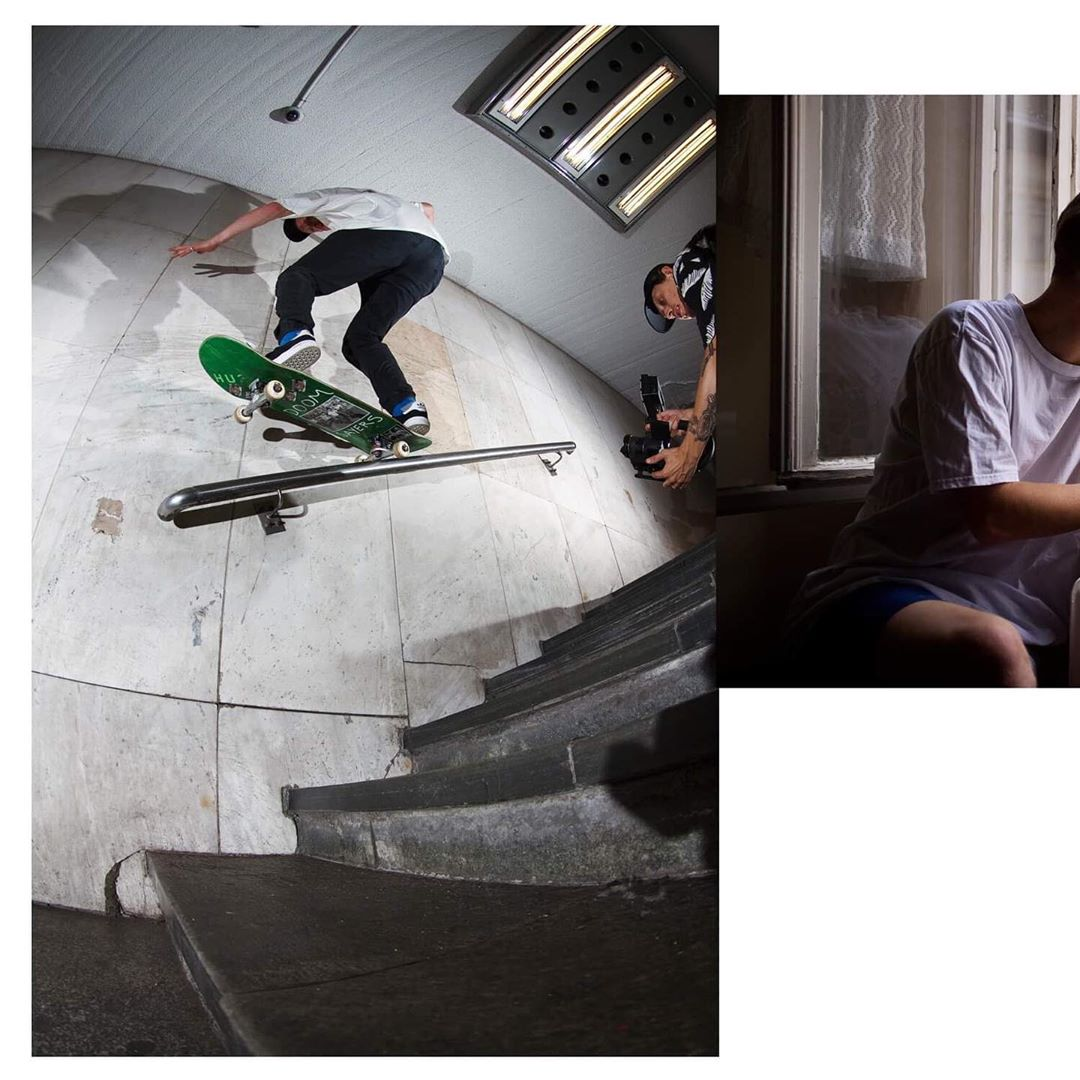 Today it's Russ's turn AKA Skate Dad. Here he is with a fs 5 0 at the metro 7 se...