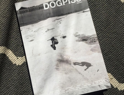 Stoked to have got a copy of the new @dogpissmag with the ZTP article in. With p…
