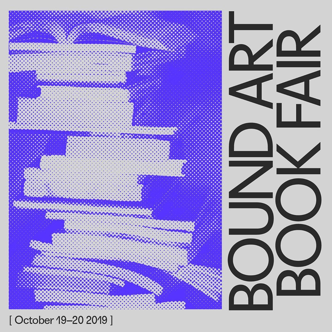 I'll be at this years @boundartbookfair selling a selection of my publications a...