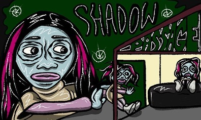 """10 page chick Tract I'm publishing as a response to """"Shadow Passage"""" an amazing ..."""
