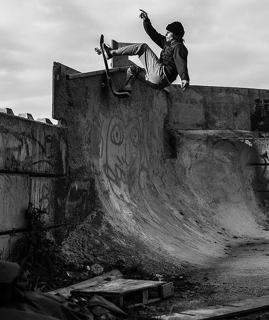 Jarne Verbruggen No Comply Images