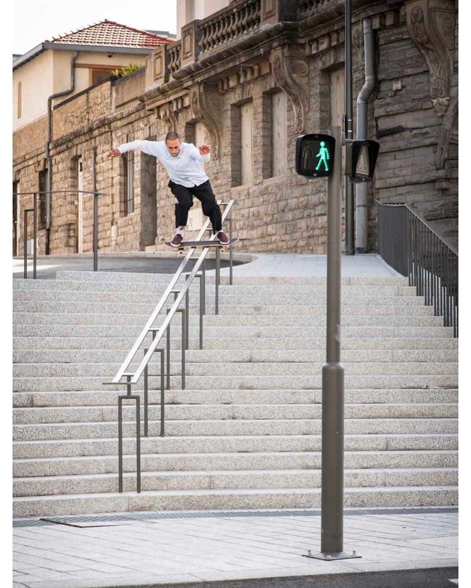 Jarne Verbruggen No Comply Images 11
