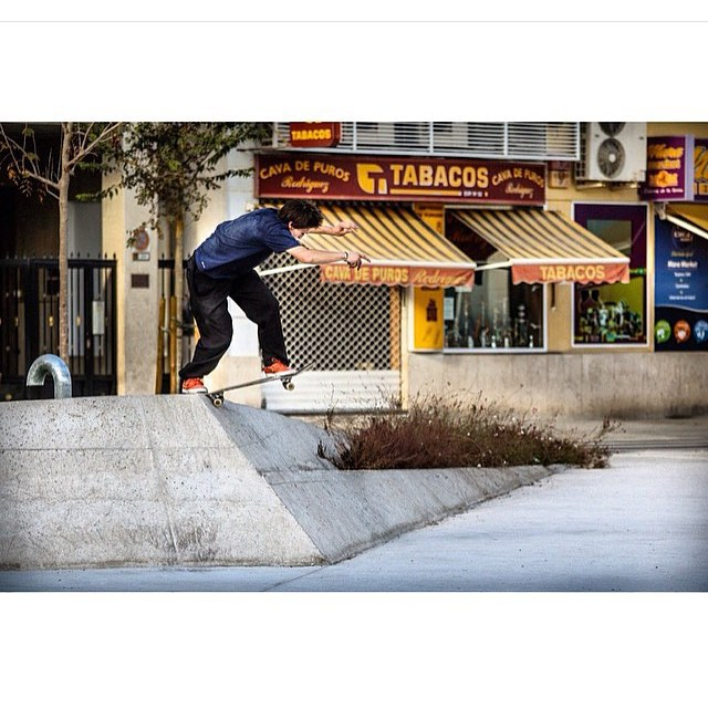 Jarne Verbruggen No Comply Images 2