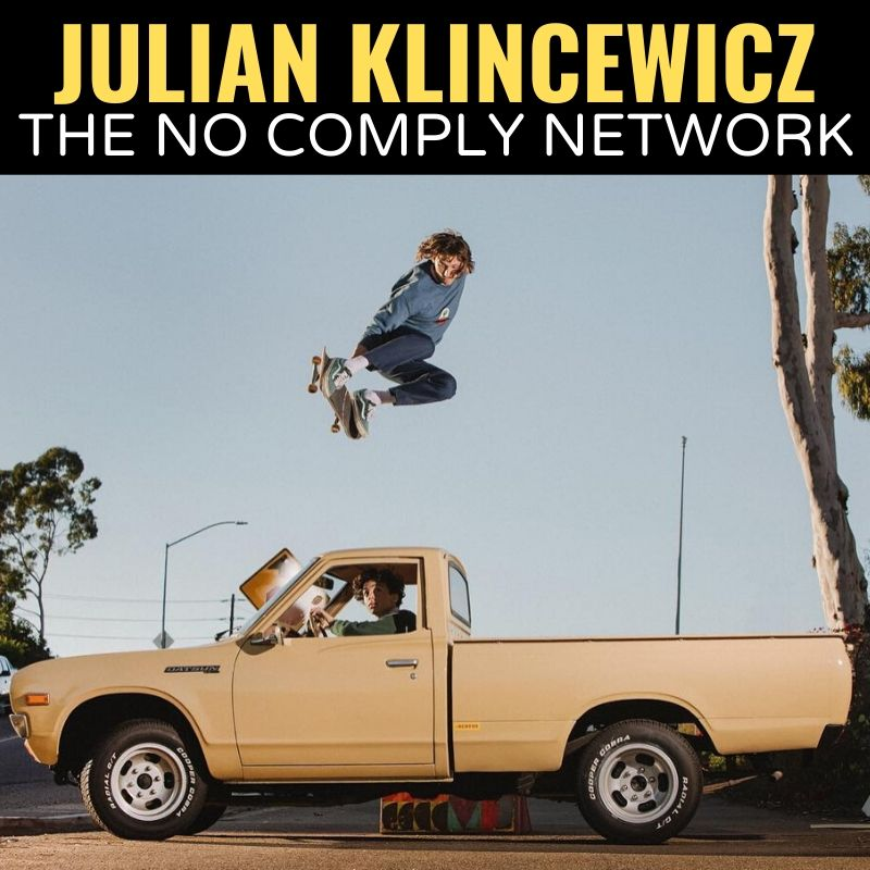 Julian Klincewicz The No Comply Network Graphic One