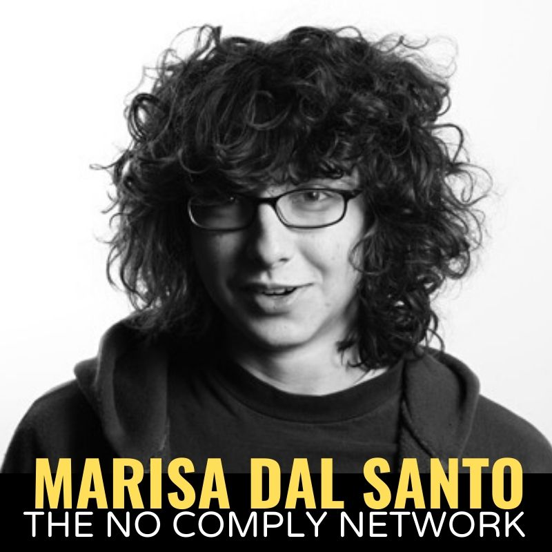 Marisa Dal Santo The No Comply Network Graphic One